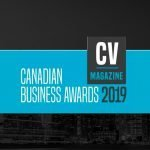 Corporate Vision Canadian Business Awards 2019 Winner