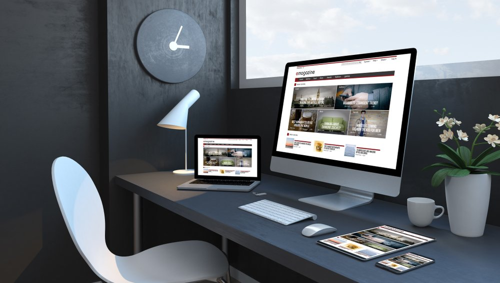 Professional Website at Flat Rate of $500 by JYZ Design Calgary