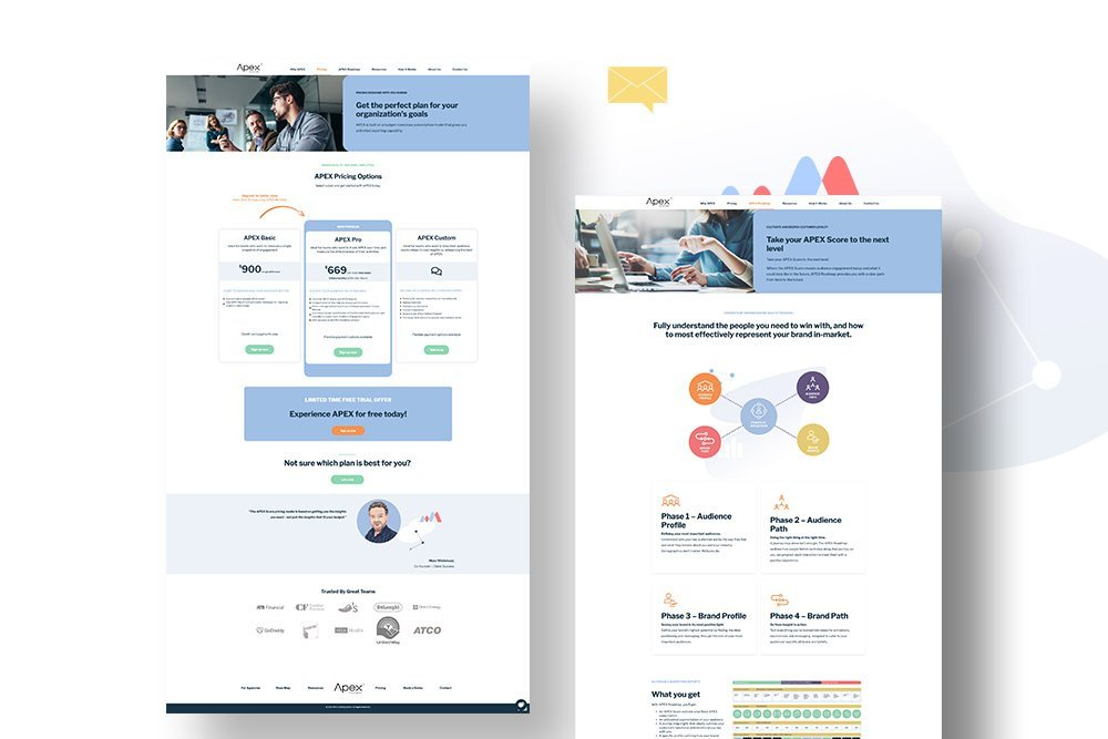 Apex Website Design