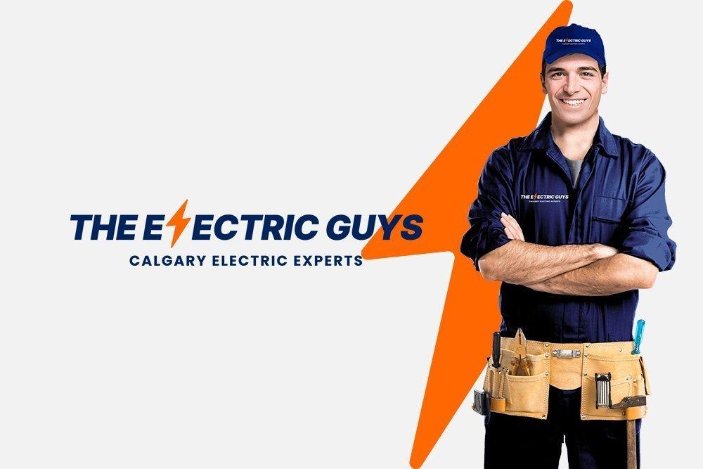 The Electric Guys Logo & Branding